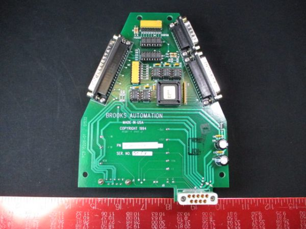 BROOKS-PRI AUTOMATION 001-5227-01 ADE-351 PCB, SENSOR BOARD