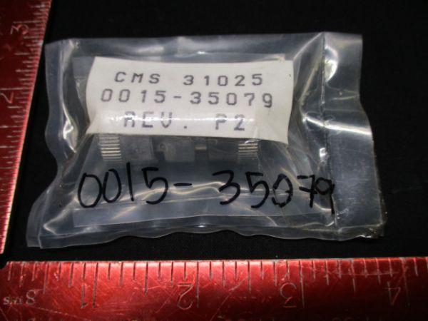 "Applied Materials (AMAT) 0015-35079 FITTING, SHORT ULTRA-TORR UNION, 1/4"""
