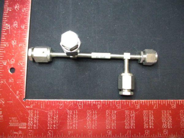Applied Materials (AMAT) 0050-04939   GAS LINE, WELDMENT