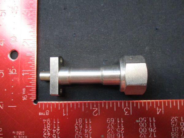 Applied Materials (AMAT) 0050-10048   ADAPTOR, VALVE UNSHIELDED