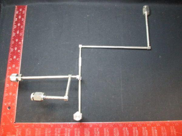 Applied Materials (AMAT) 0050-25972   GAS LINE, WELDMENT