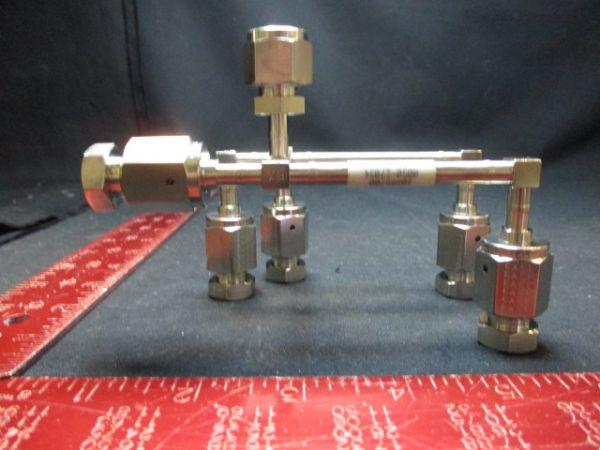 Applied Materials (AMAT) 0050-27034   GAS LINE, WELDMENT
