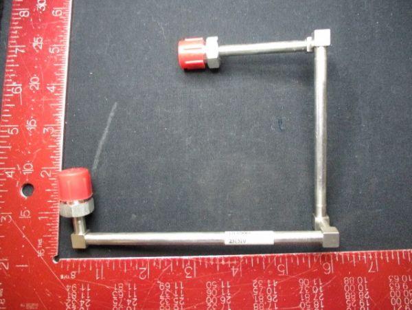 Applied Materials (AMAT) 0050-30846   GAS LINE, WELDMENT