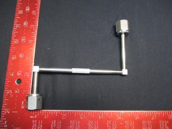 Applied Materials (AMAT) 0050-31248   GAS LINE, RAPID HELIUM DUMP, RPS