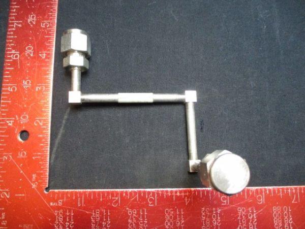 Applied Materials (AMAT) 0050-37901   GAS LINE, WELDMENT