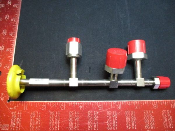 Applied Materials (AMAT) 0050-42196   GAS LINE, WELDMENT