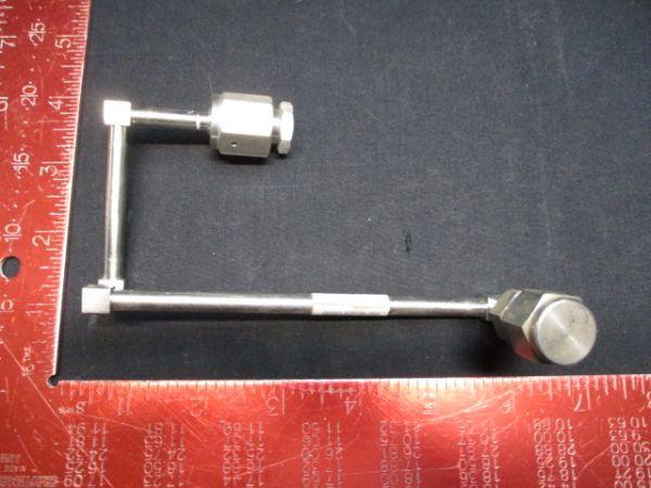 Applied Materials (AMAT) 0050-42928   GAS LINE, WELDMENT