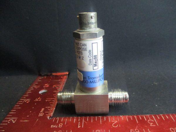 Applied Materials (AMAT) 0050-43587   MODEL: NTT 205, RANGE: 250 PSIA, 0 TO 5v