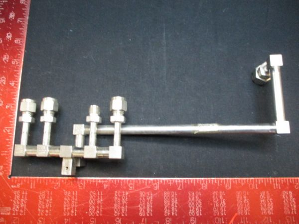 Applied Materials (AMAT) 0050-48635   GAS LINE, WELDMENT
