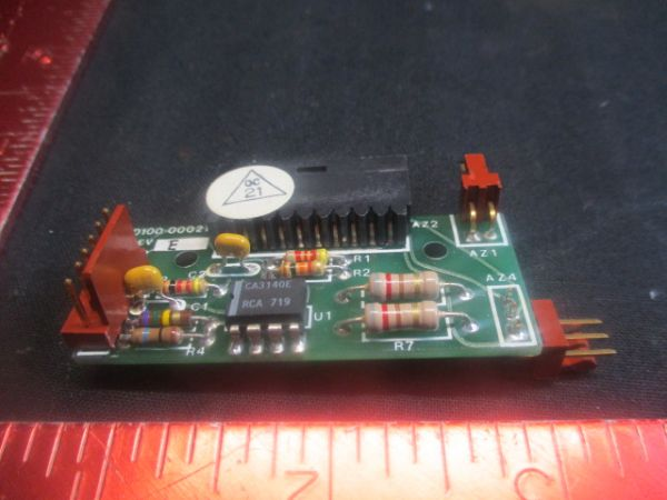 Applied Materials (AMAT) 0100-00027   PCB, GRIPPER