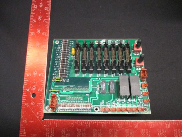 Applied Materials (AMAT) 0100-00208   PCB, GAS PANEL 3 BOARD