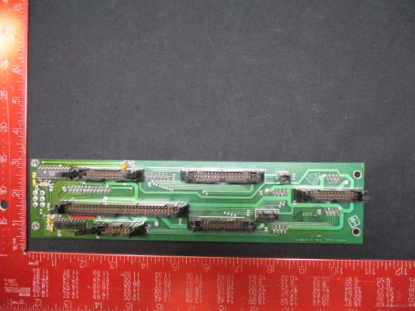 Applied Materials (AMAT) 0100-09018   PCB, VIDEO INTERCONNECT BOARD