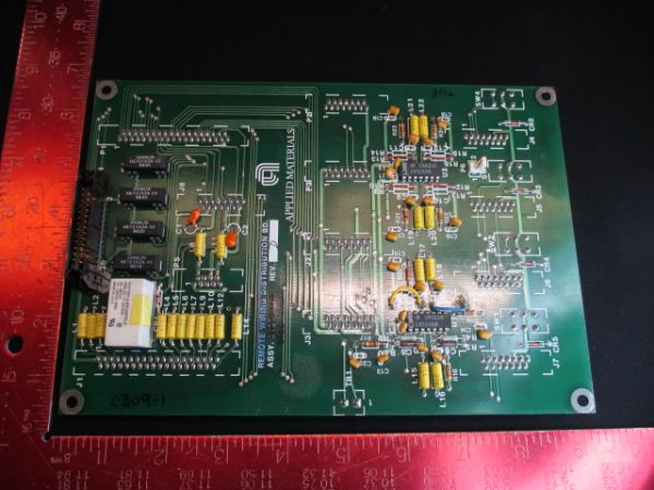 Applied Materials (AMAT) 0100-09037   PCB, REMOTE WIRING DISTRIBUTION