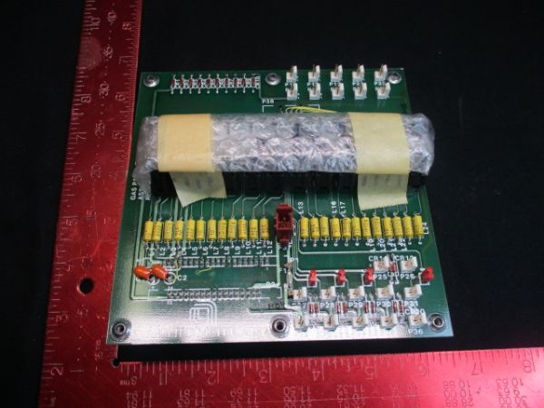 Applied Materials (AMAT) 0100-09064   PCB, GAS PANEL ASSEMBLY