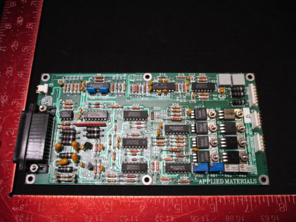 Applied Materials (AMAT) 0100-20058   PCB, HF MATCH CONTROL