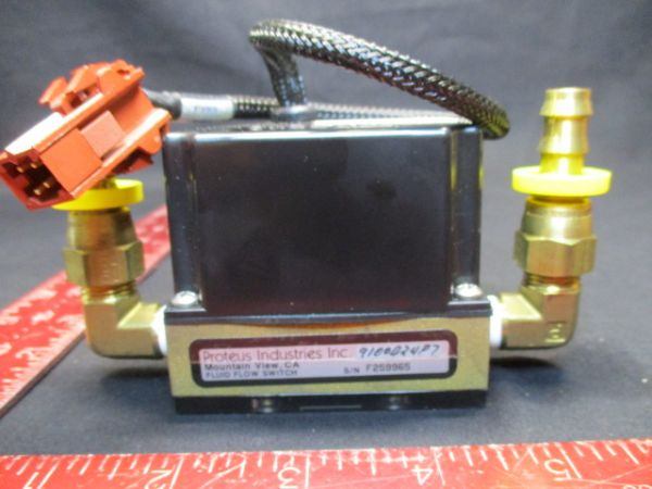 Applied Materials (AMAT) 0190-35083 Proteus Ind. WATER FLOW SWITCH .50 GPM