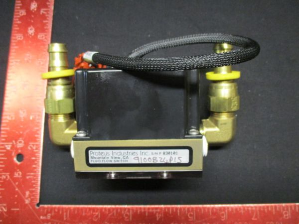 Applied Materials (AMAT) 0190-35439   WATER FLOW SWITCH