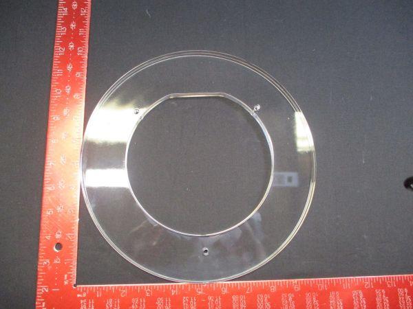 Applied Materials (AMAT) 0200-00075   COVER QUARTZ, 6, TS
