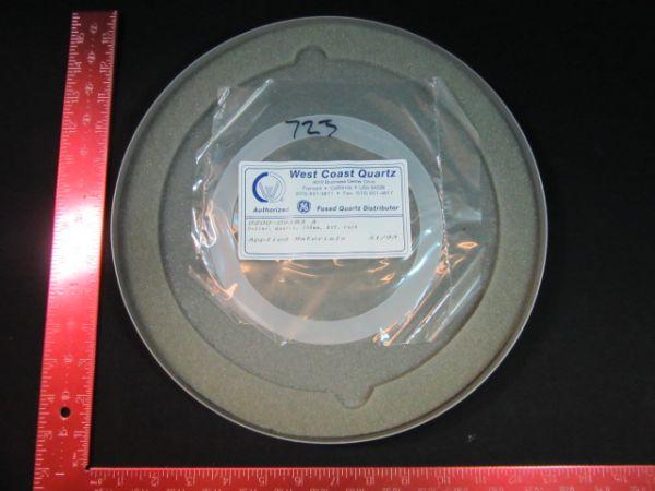 Applied Materials (AMAT) 0200-09483   COLLAR, QUARTZ, 150mm, EXT. CATH