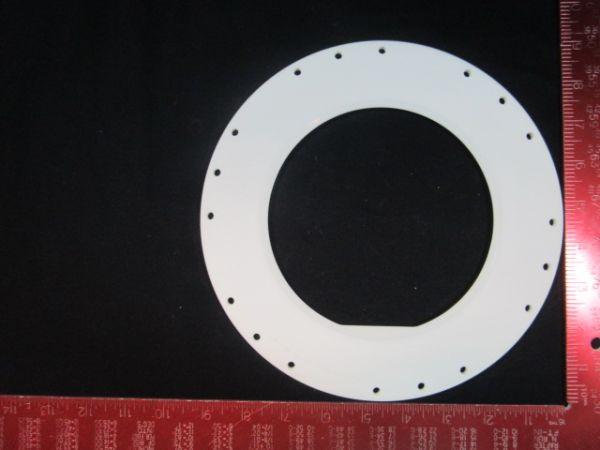 Applied Materials (AMAT) 0200-10218 WEST COAST QTZ RING CLAMP 150/142MM 1JMF