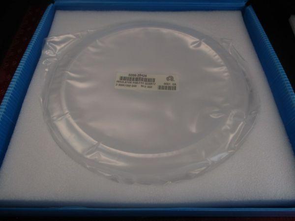 """Applied Materials (AMAT) 0200-20426 INSULATOR, PINLESS 8"""" SNNF, PRECLEAN II"""