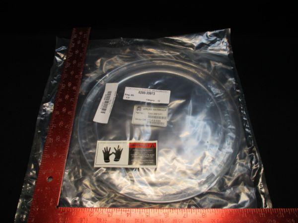 Applied Materials (AMAT) 0200-35973   RING, QUARTZ