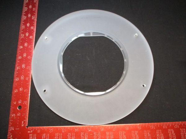 Applied Materials (AMAT) 0200-40062   CLAMP RING 150MM SF QTZ, FLAT CLAMP