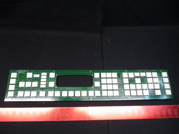 Applied Materials (AMAT) 03-81713-00   PANEL, CONTROL W/PCB