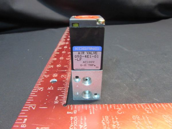 Koganei 050-4E1-01-LF AIR VALVE AC100V 0~0.7MPa
