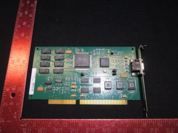 Applied Materials AMAT 0660-01707 TexasMicrosystems 23595 GRAPHICS SVGA/1MB PCB