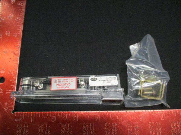 Applied Materials (AMAT) 1040-01056 DWYER INSTRUMENTS METER FLOW AIR/MIN 5-50CC
