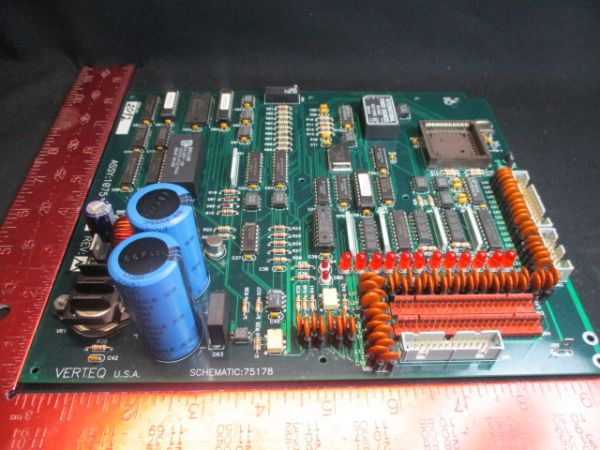 Verteq 1075180-1 ASSY PCB