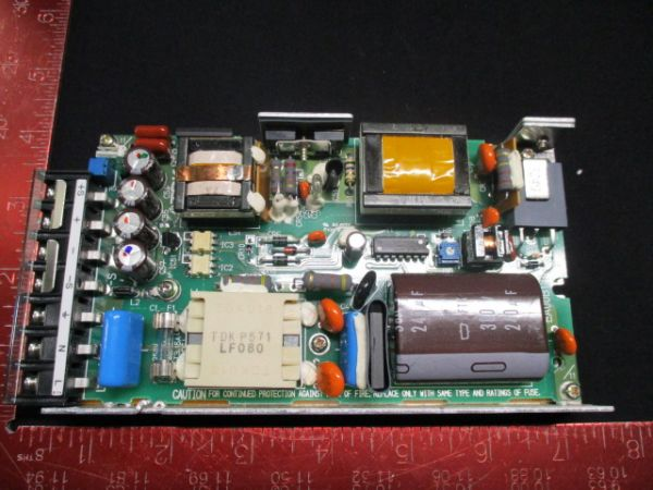 Applied Materials (AMAT) 1140-01142 KEPCO FAW12-4.2K PWR SUPPLY DC 12V 4.2A 50W
