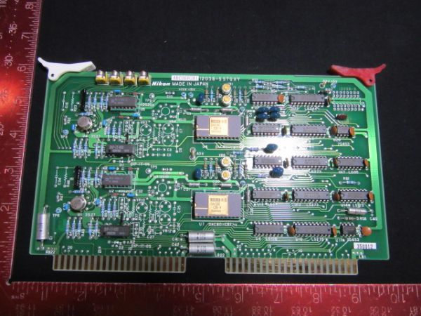 NIKON 12038-5   NEW (Not in Original Packaging) PCB, STGXY,KBA00100-AE13