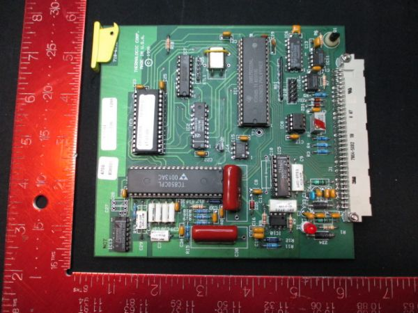 THERMALOGIC CORP 121-336 TEMPERATURE CONTROLLER BOARD