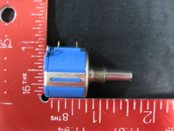 Applied Materials AMAT 1210-90302 BOURNS POTENTIOMETER 2K WITH SLIPPING CLUTCH