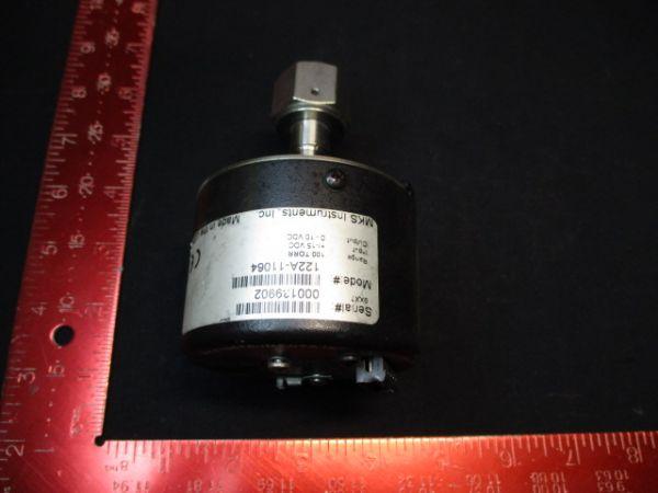 MKS-HPS 122A-11064 MKS, Baratron 100 Torr