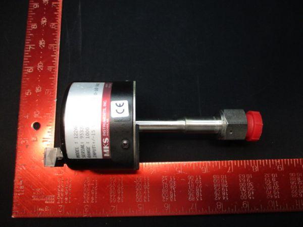 MKS-HPS 122AA-01000BB BARATRON PRESSURE TRNASDUCER 1000 TORR
