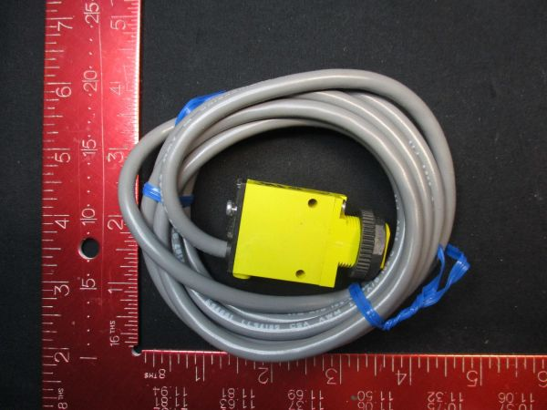 Applied Materials (AMAT) 1400-01074 BANNER INDUSTRIES SM31RL SENSOR RECEIVER