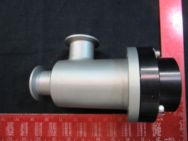 MKS-HPS 152-0040K VALVE PNEUMATIC W/ KF