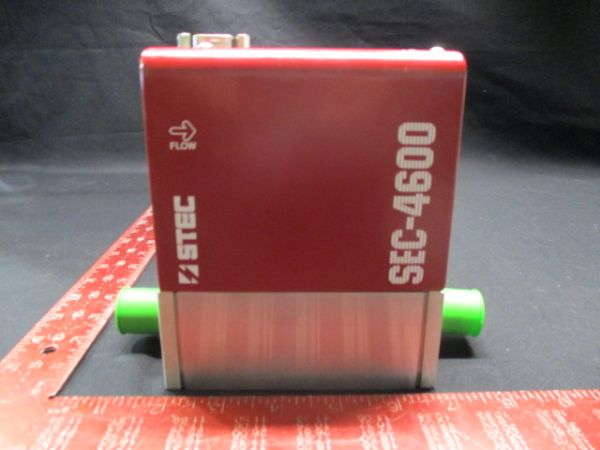 HOREBIA/STEC 2051931 MASS FLOW CONTROLLER SEC-4600MC GAS:N2 FLOW RATE:50 SLM