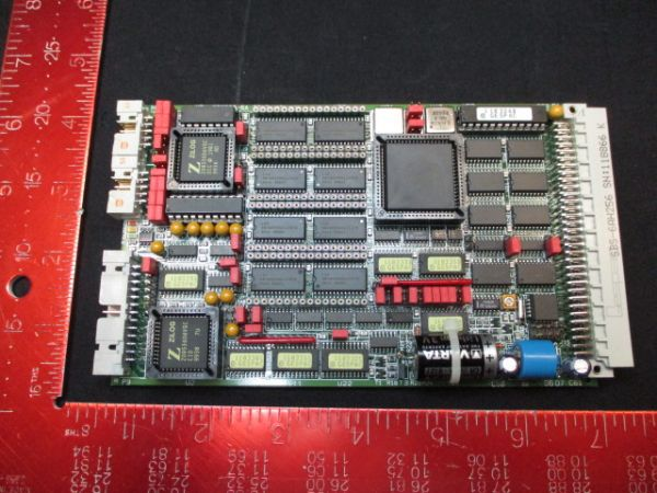 Ontrak 22-0075-008   PCB, CPU, GESPAC