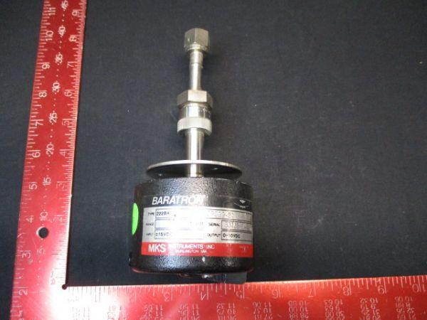 MKS-HPS 222BA-00010AA-SP009-81 MKS, Baratron 10 Torr