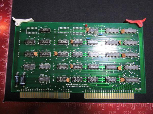 NIKON 23049-2D   NEW (Not in Original Packaging) PCB, SR CONTROL,KBA00101-AE37