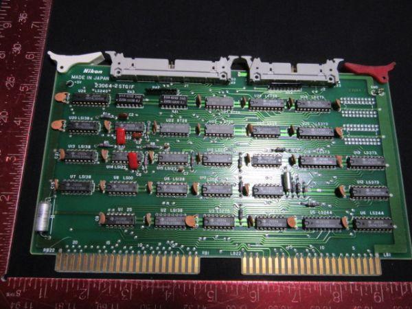 NIKON 23064-2   Used PCB, STGIF,KBA00100-AE12