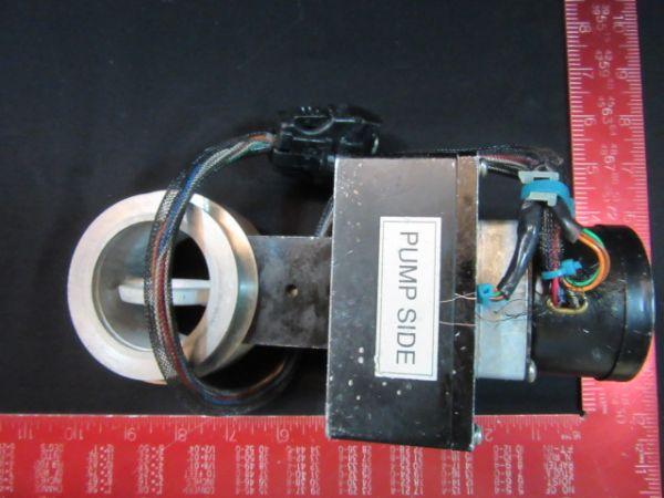MKS-HPS 253A-11010 Used EXHAUST THROTTLE VALVE