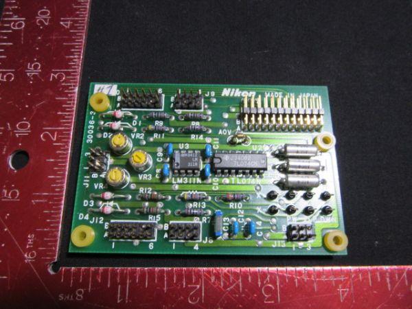 NIKON 30036-3   Used PCB, FOCUS CONTROL,KBA00101-AE10