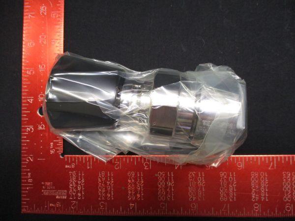 Applied Materials (AMAT) 3800-01079   REGULATOR GAS PRESS 0-30 PSI 1/4MVCR-SWVL