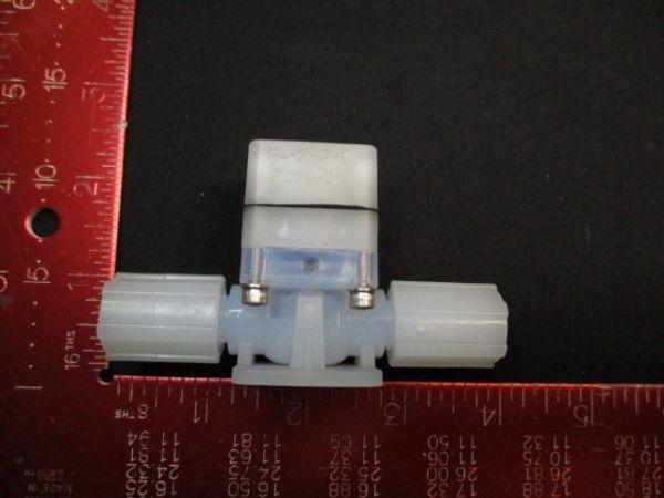 Applied Materials (AMAT) 3870-03079   VALVE PNEU DIAPH 2-WAY N/C W/FIXED BYPAS