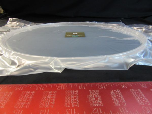 TOKYO ELECTRON (TEL) 3D05-350027-11 INSULATOR, RING FG8 SEMICONDUCTOR